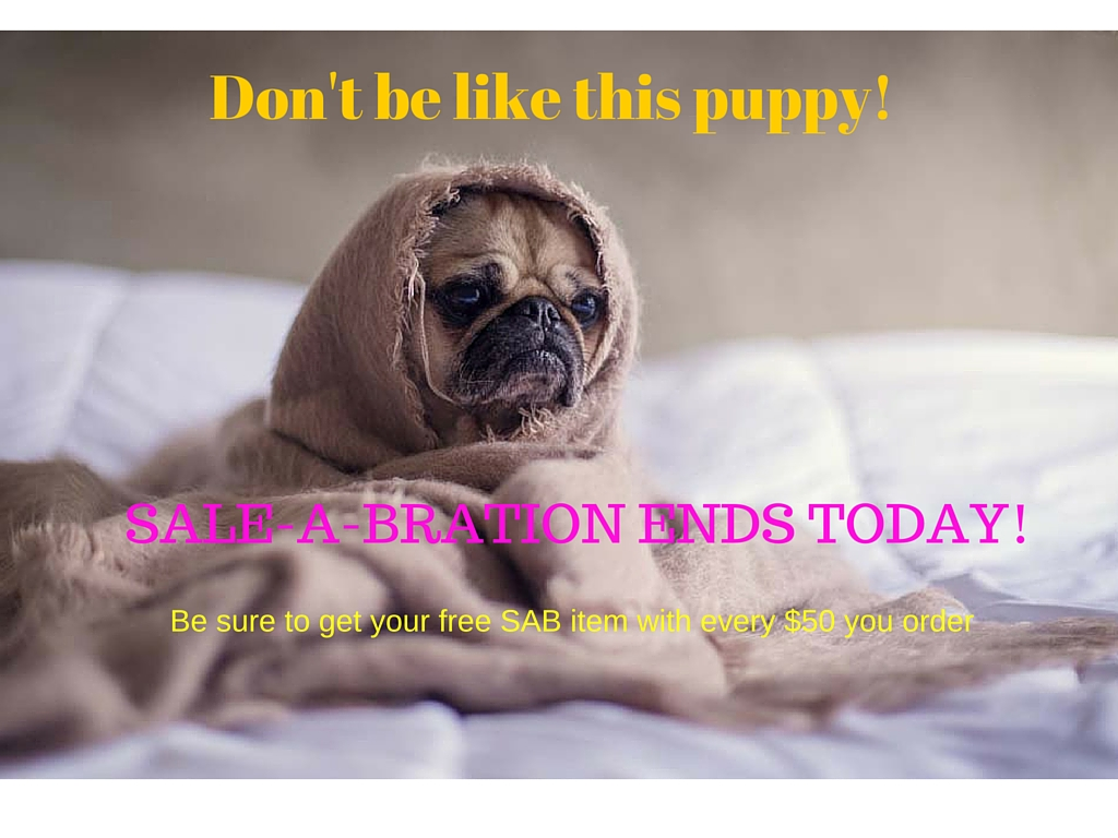 Don't Be Like This Sad Puppy - Visit http://www.3amstamper.com