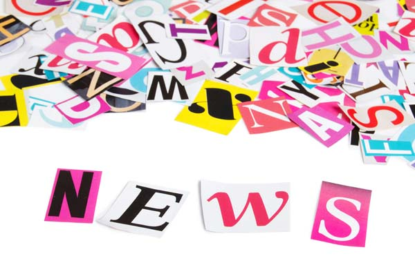 The Word News from Letters