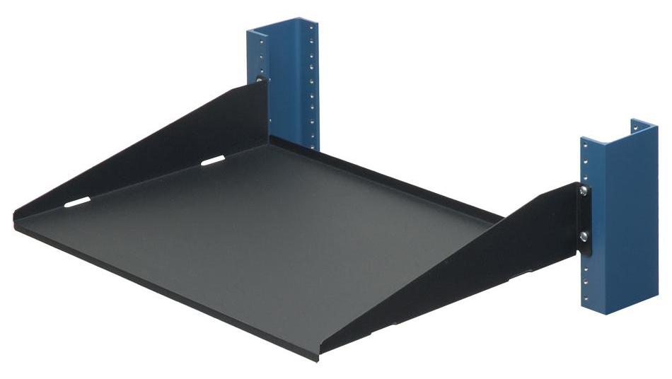 A0445191 2 Post Rack Shelf 13quot Compatible Rack Mount