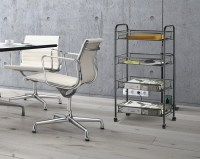 The Office Trolley Cart and Its Many Benefits - 3 Benefits Of