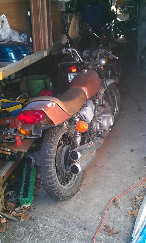 New oil leak and other progress on my \u002783