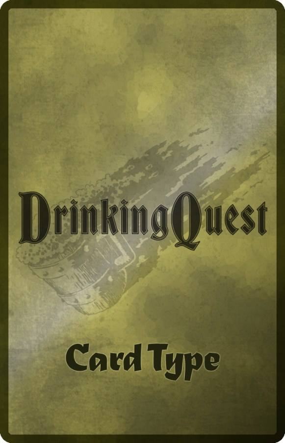 Drinking Quest 4 Card Back