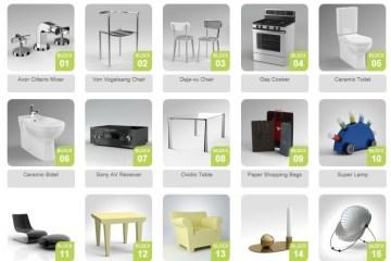 modelli-3D-di-arredi-free-download