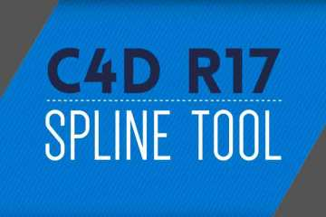 C4D-R17-Spline-Tool-