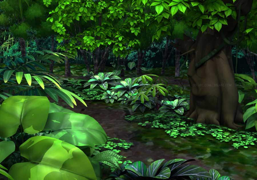 rainforest animation - Kendicharlasmotivacionales