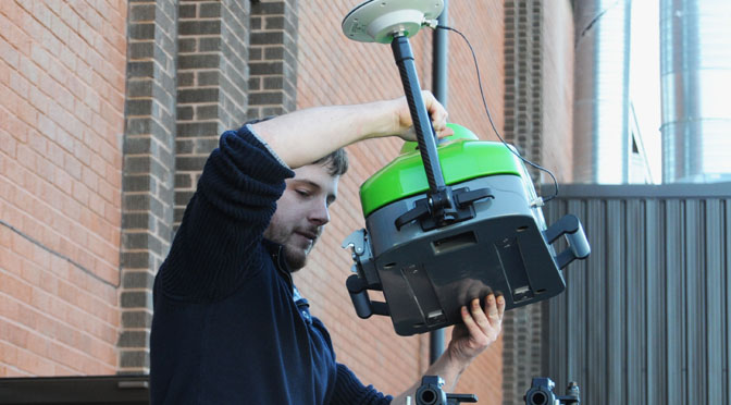 3D Laser Mapping lead the way with mobile mapping_newsroom