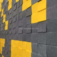 3D Decorative Wall Panels 200 x 200 mm  3D Wall Boards ...