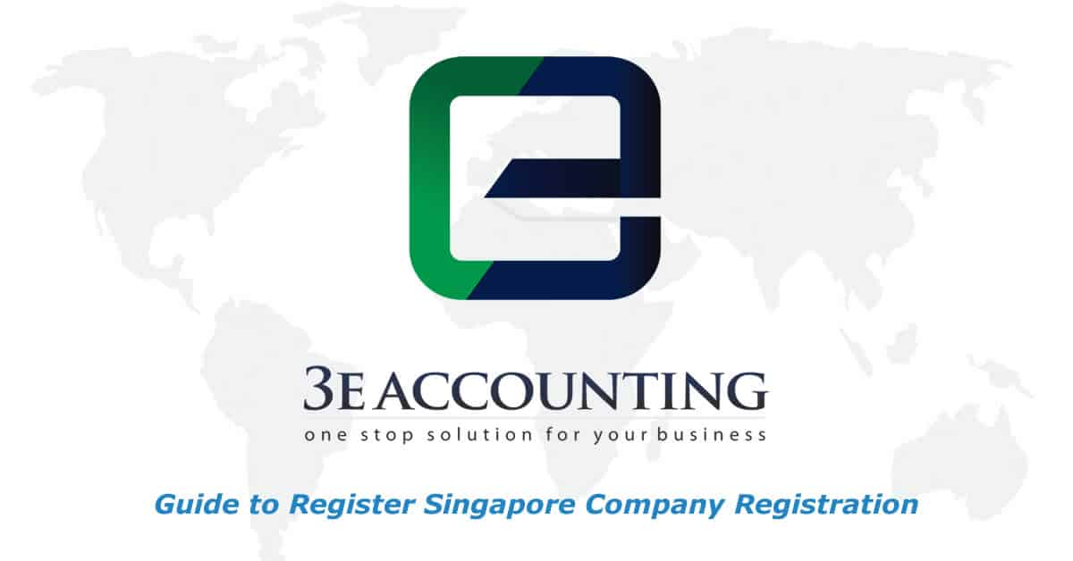 Guide to Singapore Company Registration - How to Register New