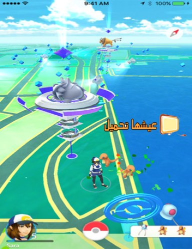 Pokemon Go IOS 2