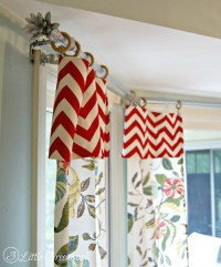The Secret to DIY Bay Window Curtain Rods from 3 Little ...