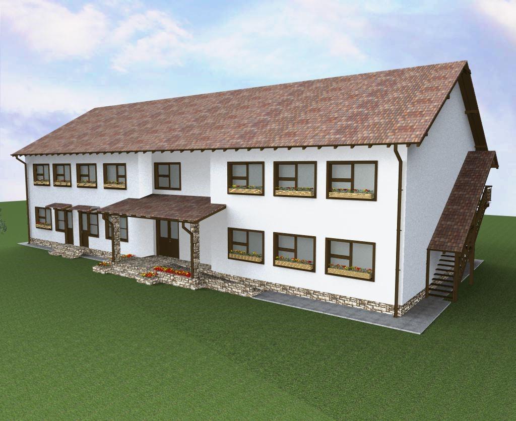 Construire grădiniţă cu program prelungit în Nazna, Sîncraiu de Mureş