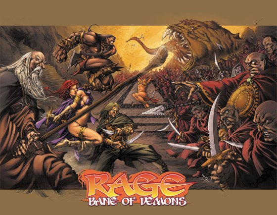 Rage 01 Preview Image US