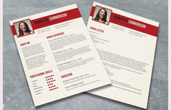 Hard Copy Resume  Cover Letter \u2014 Recruiting