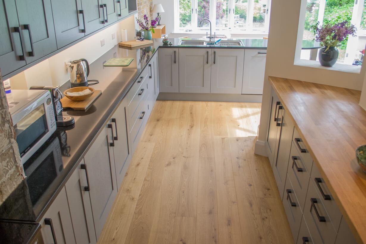 kitchen wood flooring wood floor kitchen Flooring Kitchen Wood Flooring