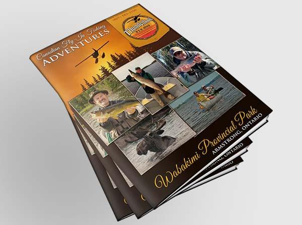 Brochures  Brochure Design Tri-Fold, Booklets - 3plains