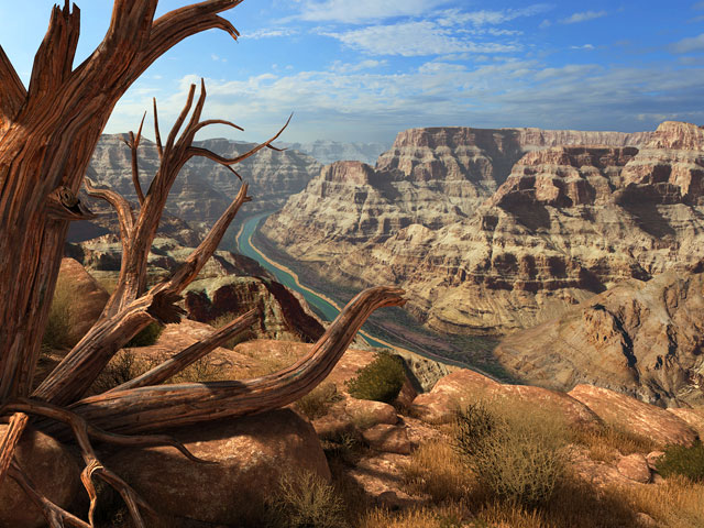 3d Wallpapers Download For Windows Xp Nature 3d Screensavers Grand Canyon Breathtaking Views