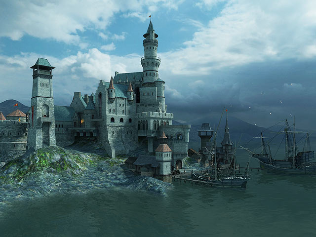 3d Live Wallpaper For Windows Xp Free Download Fantasy 3d Screensavers Medieval Castle See What A