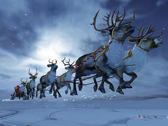 Snow Village 3d Live Wallpaper And Screensaver Screenshots For Santa Claus 3d Screensaver 4