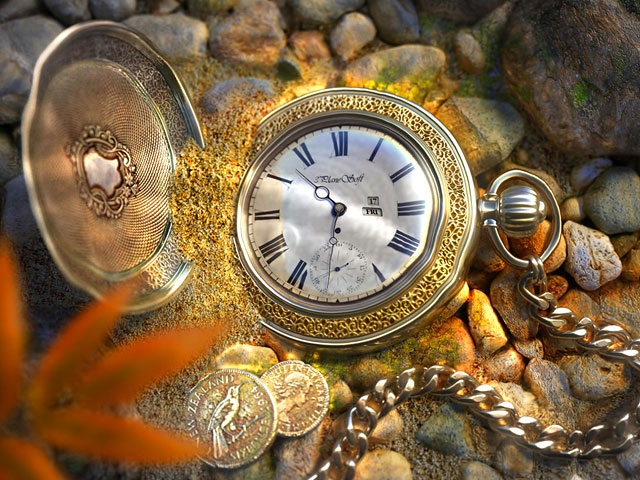 Clock Tower 3d Live Wallpaper Uhren 3d Bildschirmschoner The Lost Watch Verlorene
