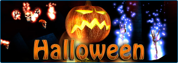 Haunted House 3d Live Wallpaper Download Holidays 3d Screensavers Halloween Cool Spooky