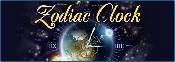 Desktop Aquarium 3d Live Wallpaper For Windows 7 Clock 3d Screensavers Zodiac Clock Zodiac