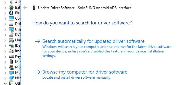 windows driver updater