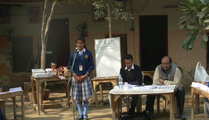 Empowerment thru Debate for village schools