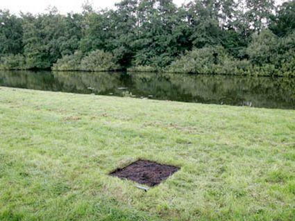 Incredibile è stato trovato un Dead Pixel in Google Earth!