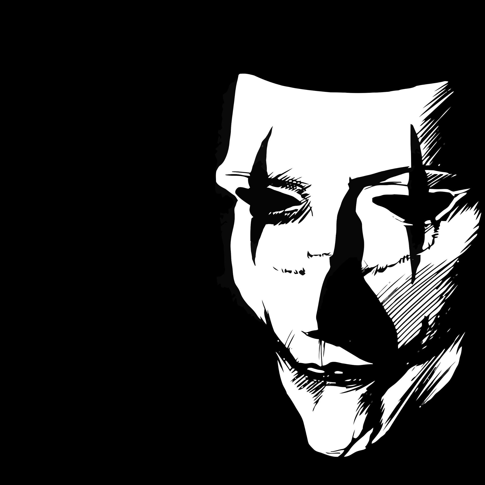 Joker Iphone X Wallpaper 45446 The Joker Taking Off His Mask The