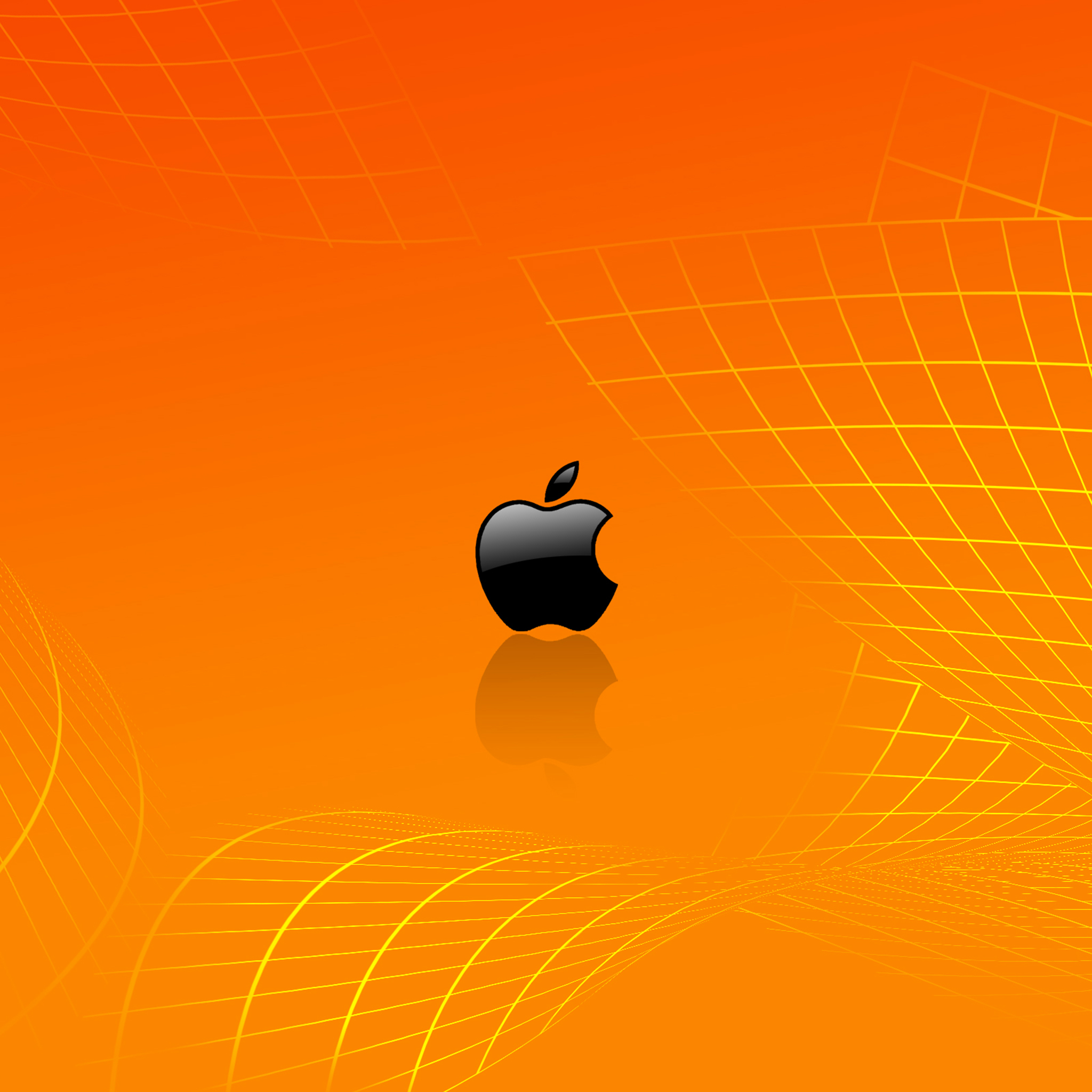 Iphone 6s Wallpaper Fall Orange Apple Ipad Wallpaper For Iphone X 8 7 6 Free