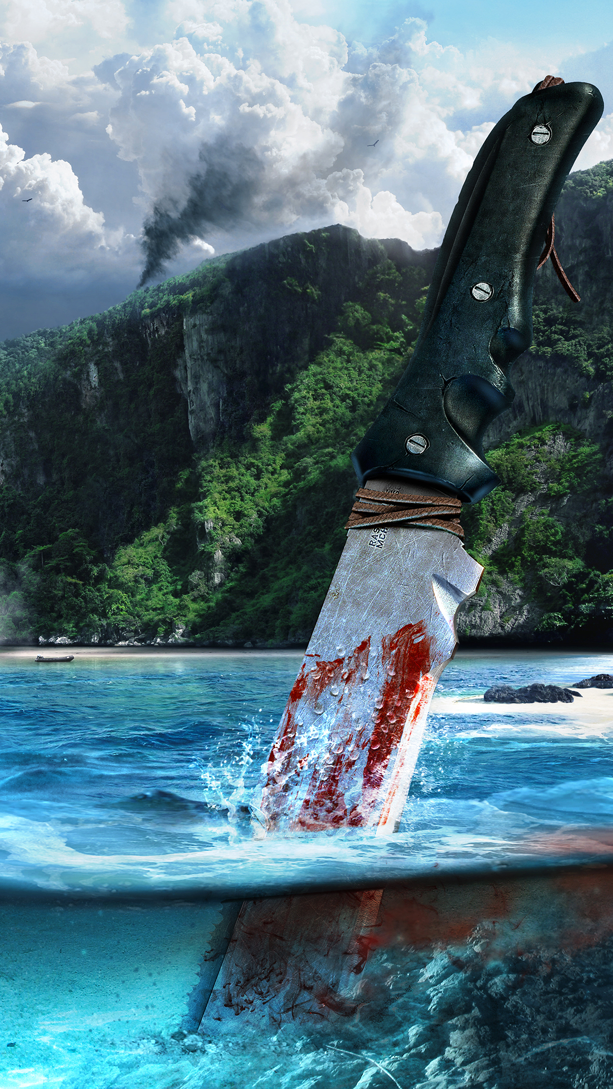 Graffiti Wallpaper For Iphone 5 Far Cry 3 Wallpaper For Iphone X 8 7 6 Free Download