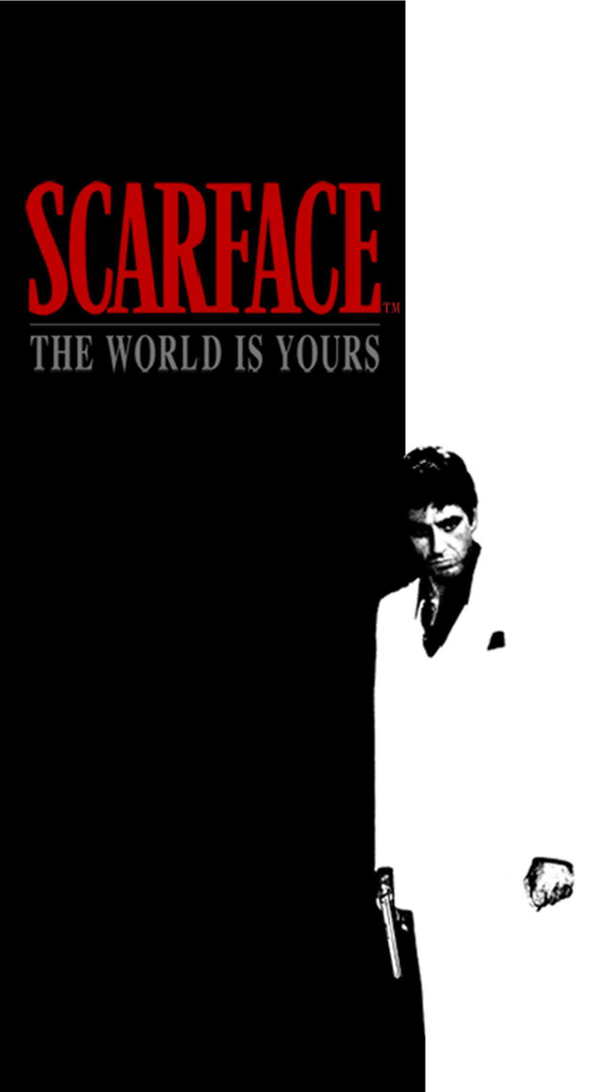 Godfather Hd Wallpaper The Gallery For Gt Al Pacino Stencil