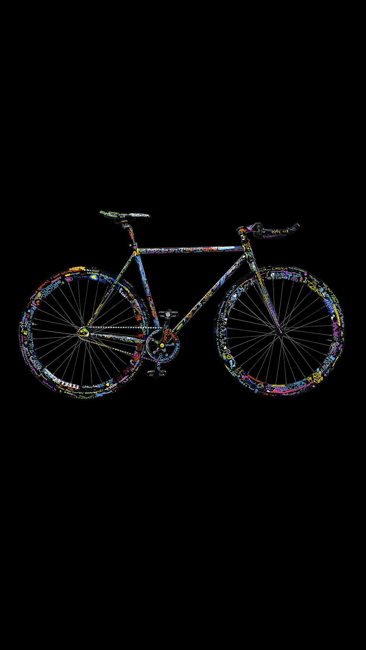 Fixed Gear Wallpaper Iphone Les 3 Wallpapers Iphone Du Jour 18 01 2015 Appsystem