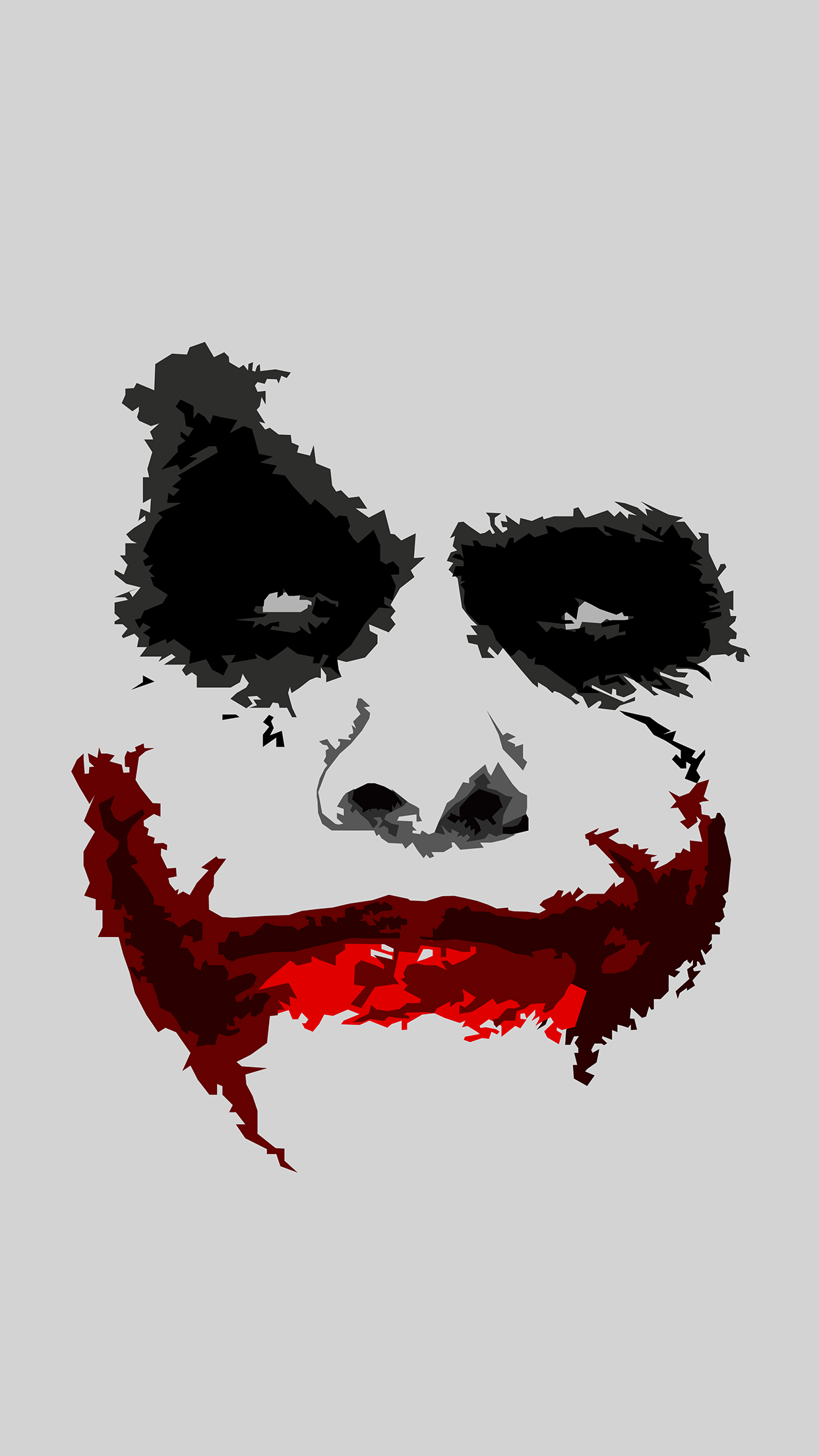 Wallpaper Iphone 5 Cartoon Joker Face Wallpaper For Iphone X 8 7 6 Free Download