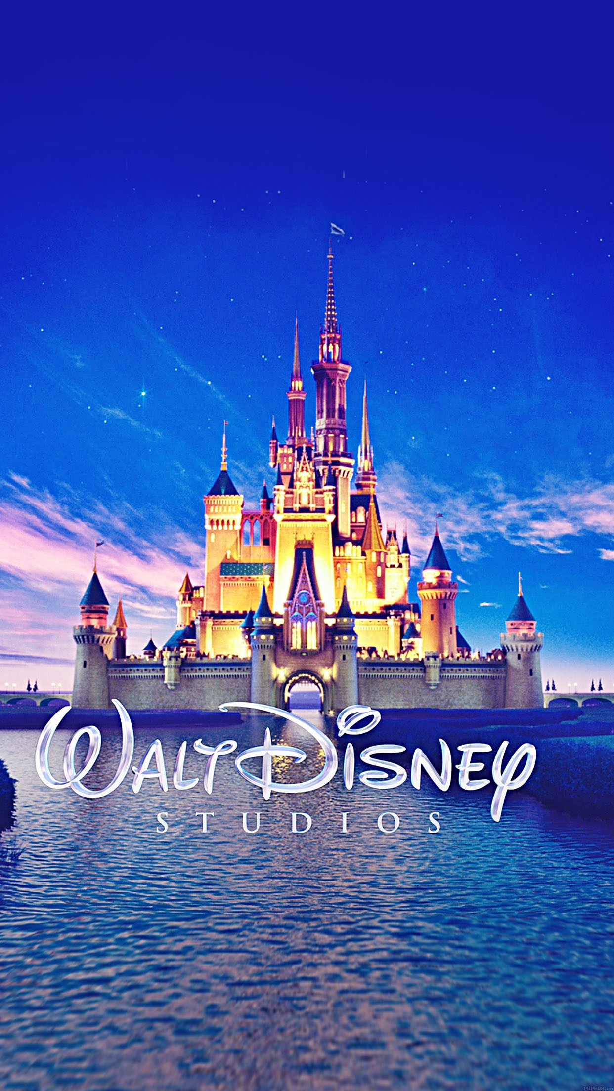 Wallpaper Iphone 5 Cartoon Disney Castle Wallpaper For Iphone X 8 7 6 Free