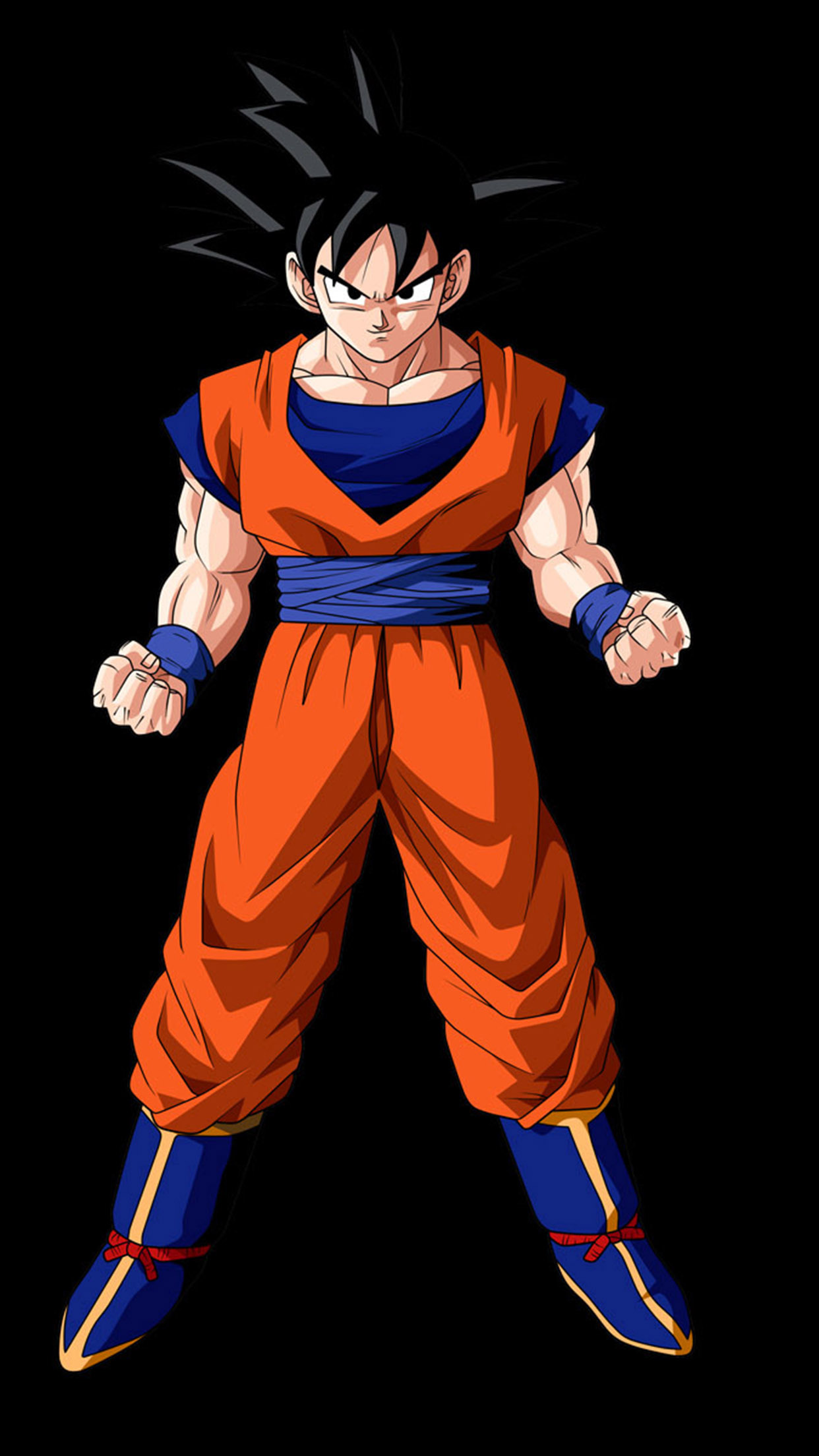 City Wallpaper Iphone Dragon Ball Z Sangoku Wallpaper For Iphone X 8 7 6