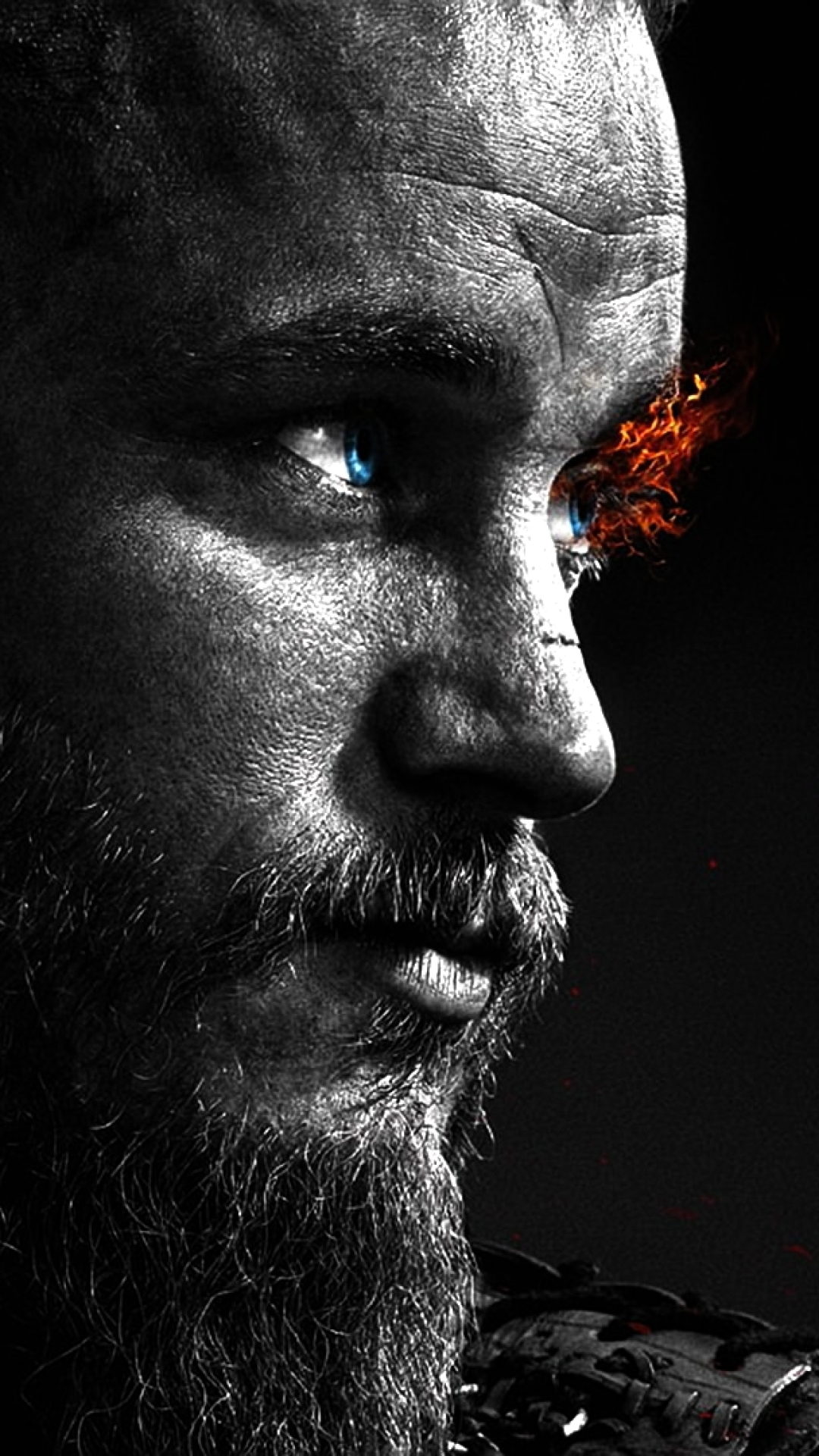 Ragnar Lothbrok Wallpaper Quotes Vikings Wallpaper For Iphone X 8 7 6 Free Download On
