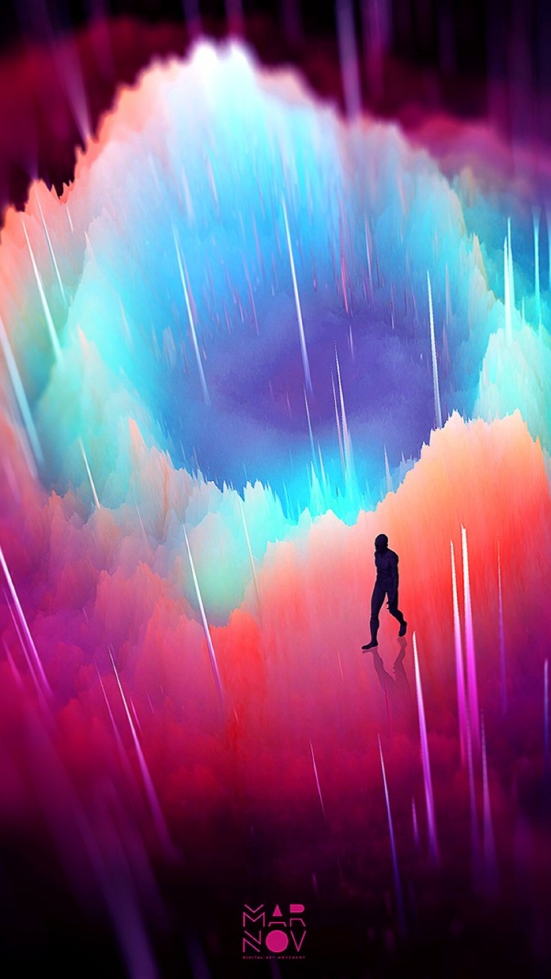 Girl Wallpaper For Iphone 6 Plus Cosmic Wallpaper For Iphone X 8 7 6 Free Download On