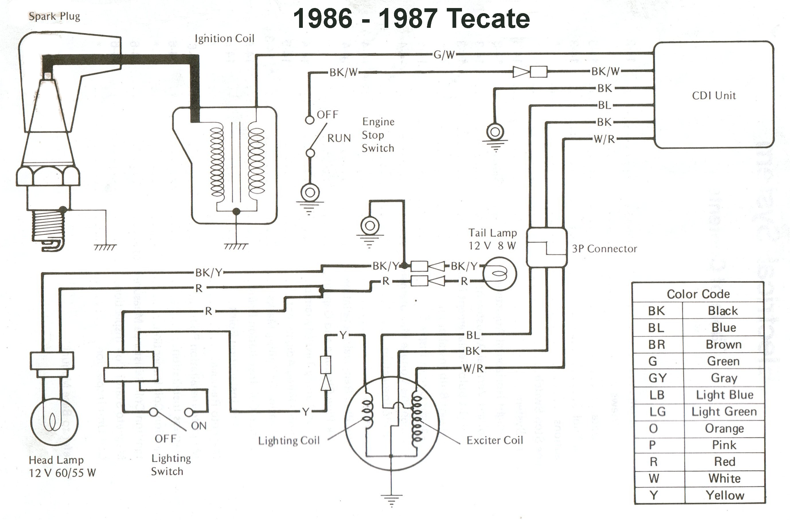 ct110 6v wiring diagram