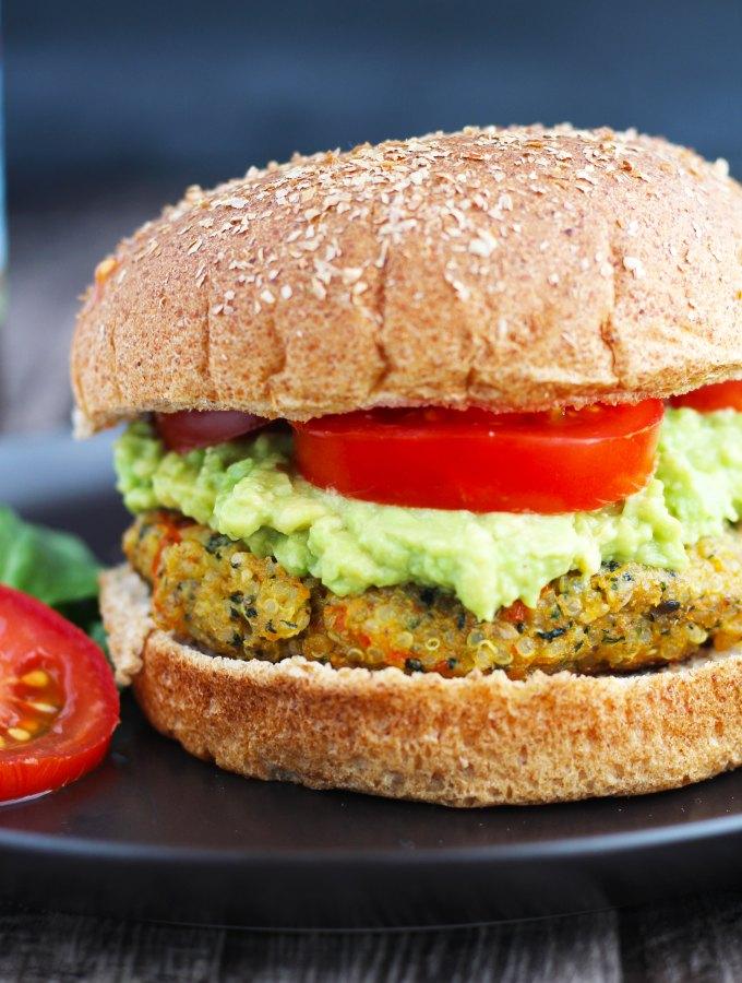 Quinoa-Veggie-Burgers-with-Avacado3