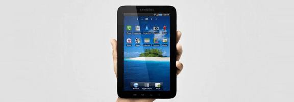 Samsung Galaxy Tab | 40Tech