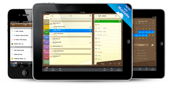 2Do for iPhone, iPad, iOS | Task Management App 