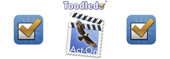 Toodledo MailActOn