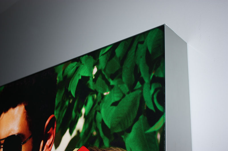 Backlit Seg Fabric Printing For Frameless Lightboxes
