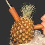 Pineapple Homemade Bong of the Day