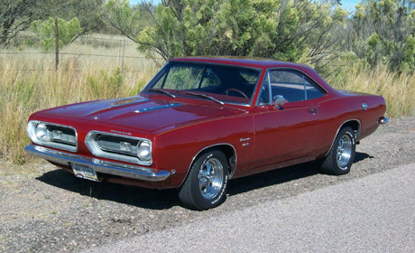 Counting Cars Wallpaper 1968 Plymouth Barracuda By Clayton Lee