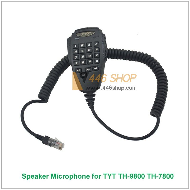tyt microphone wiring diagram