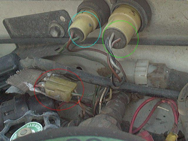 85 4runner Fuse Box Wiring Diagram