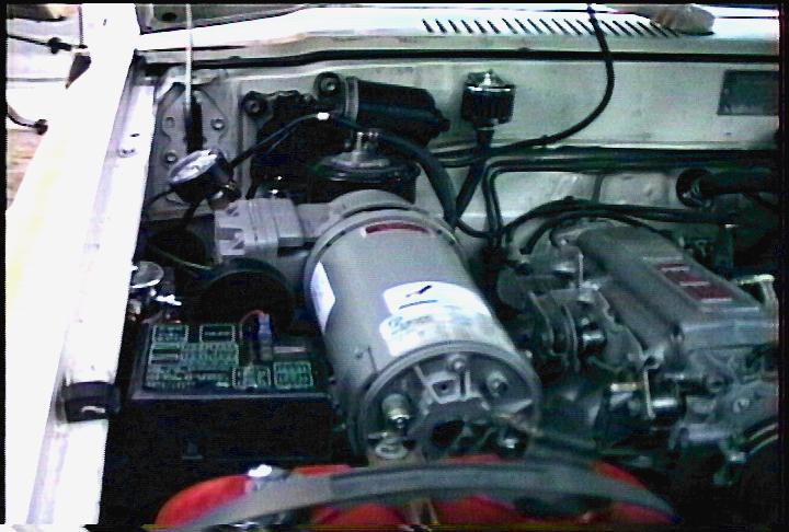 On-Board Air Compressor