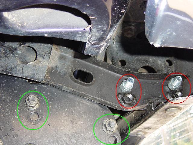 Removing Torsion Bars Toyota